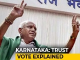 Video: Karnataka Trust Vote: Five Options Before The BJP