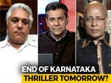 Video : The Karnataka Floor Test: Who Will Get The Magic Numbers?