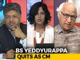 Video : Yeddyurappa Resigns, BJP Skips Floor Test In Karnataka