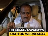 Video : HD Kumaraswamy's Oath Next Week Turns Into Show Of Opposition Unity