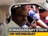 Video: No Rotational Chief Ministership Arrangement With Congress: Kumaraswamy