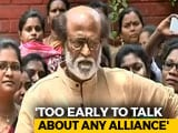 "Video : ""Ready For Anything"": Rajinikanth's Take On 2019 General Elections"