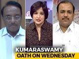 Video : Round 1 To JDS-Congress, But Will Marriage Last?